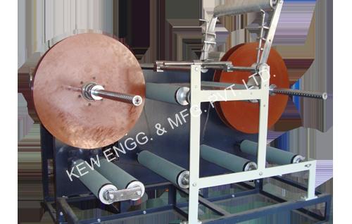 Doctoring Film Strip Winding Rewinding Machine