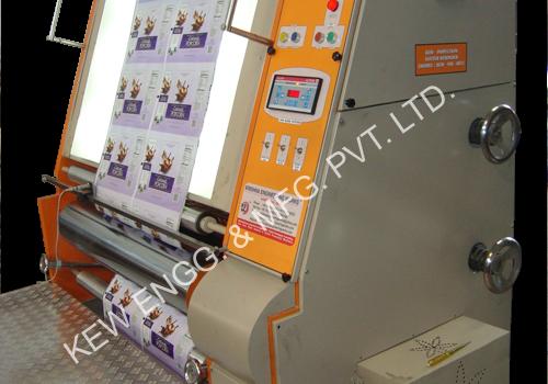 Inspection Slitting Rewinding Machine